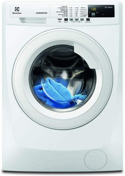buy electrolux 8 kg rpm front load washing machine white ewf1484bw in uae