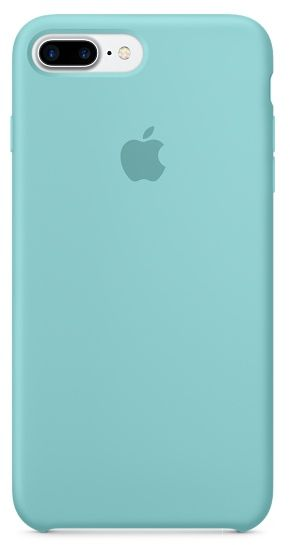info for 7a692 4f777 Apple iPhone 7 Plus Silicone Case - Sea Blue, MMQY2ZM/A