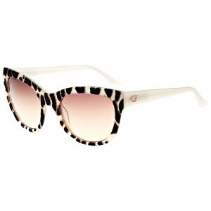 56ee71a395 Guess Square Women s Sunglasses - GU742925F56-56 -22 -135 mm