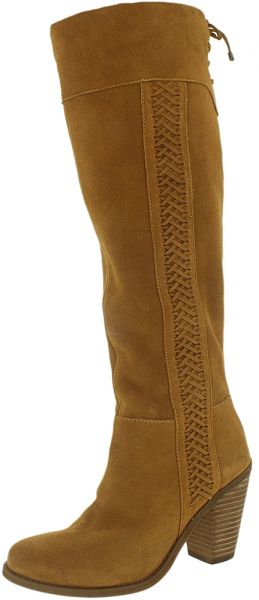 ffb2f4ccdf Jessica Simpson Brown Cowboy Boot For Women Price in UAE | Souq ...