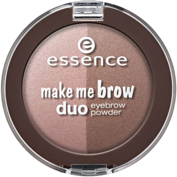 Essence Make Me Brow Duo Eyebrow Powder 01 Soft Blonde 4 Gm
