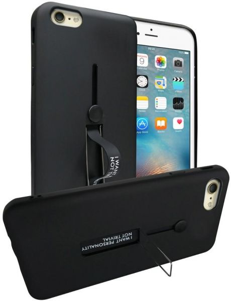 Matte Cover With TPU For Iphone 6 Plus