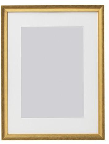 Frame Gold Color Metal 30 X 40 Inch Home Decor Kanbkamcom