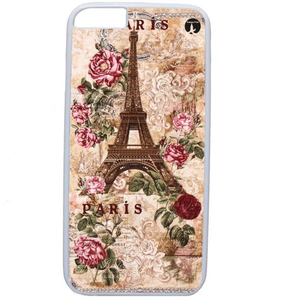 detailed look 6af17 a474c iPhone 6 cover of the Eiffel Tower