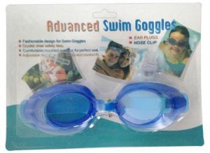 1a05b0ec6 Kid Swim Goggles Anti-fog Lens and Hypoallergenic Silicone Gaskets Child Swimming  Goggles
