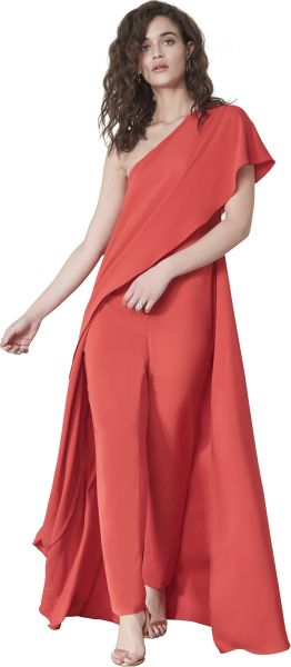 68c5d61b81c Buy Lavish Alice Jumpsuit for Women - Red in Saudi Arabia