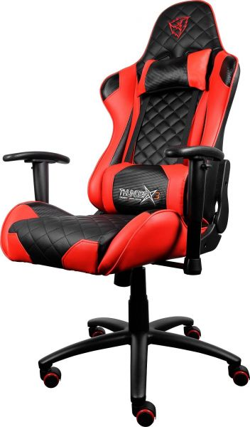 Excellent Gaming Chair Thunderx3 Tgc 12 Black Red Price In Saudi Machost Co Dining Chair Design Ideas Machostcouk