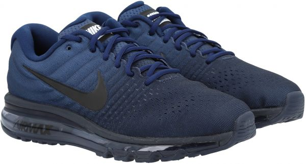 separation shoes c9e22 a00f5 Nike Air Max 2017 Running Shoes for Men
