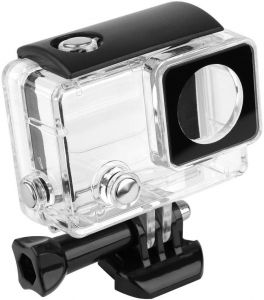 buy jarv outad 3 sport camera nikon puluz ozone uae souq Yi Home Camera in the Box replacement waterproof case protective housing cover with bracket for gopro hero4 3 3 outside sport camera
