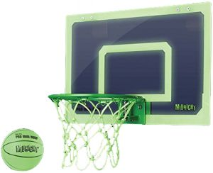 835176d34eb5 Sklz Pro Basketball With Mini Hoop Midnight Pro Grade Backboard