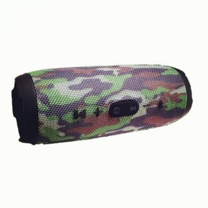 d54f9312fed Charge 3 Portable Wireless Bluetooth Speaker With Powerful Bass - Camouflage