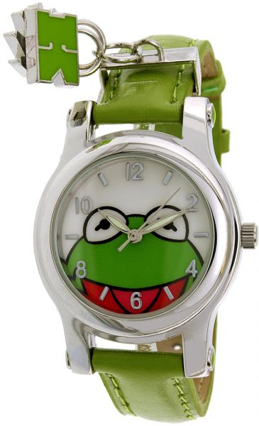 Muppets Girls Multi Color Dial Leather Band Watch Mpp057 Souq Uae