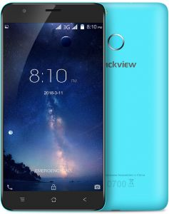 Blackview E7S Daul Sim - 16 GB, 2GB RAM, 3G , Blue