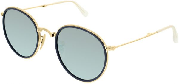 413d365d3bc Buy Ray-Ban Folding Round Men s Sunglasses - 51-22-140 mm in