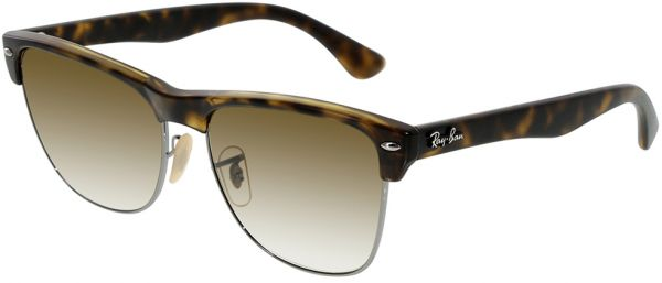 d78b4b7afc Ray-Ban Oversized Clubmaster Men s Sunglasses - 57-15-145 mm ...