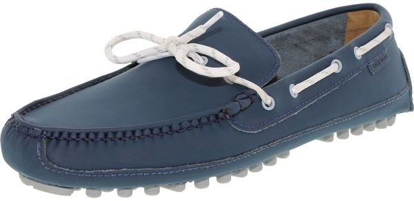 49e0d7bb135 Cole Haan Blue Loafers   Moccasian For Men