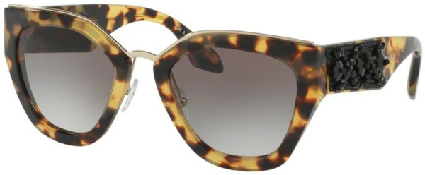 f1445307c3 Prada Octagon Women s Sunglasses - PR10TS-7S00A7-52 - 52-22-140 mm ...
