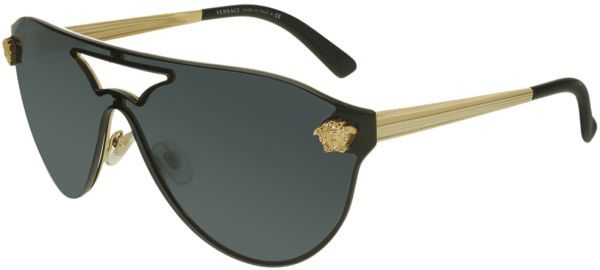 513985b454a1 Versace Bug Eye Women s Sunglasses - VE2161-100287-42 - 61-87-140 mm