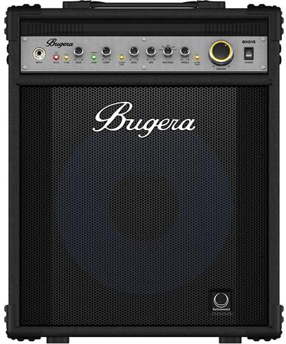 Bugera 1000 Wattage Bass Combo Amplifier with Compressor - BXD15A
