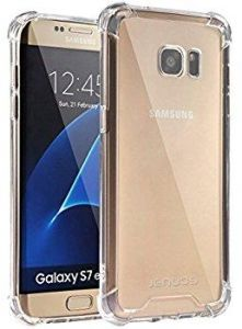 case samsung s7 edge Protection Against Falling and Shock Gorla Brand Color Transparent