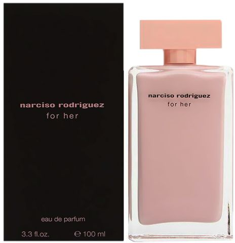 b105a4435 Narciso Rodriguez For Her by Narciso Rodriguez for Women - Eau de Parfum,  100 ml. 1,600. جنية مصرى