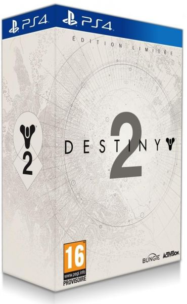 Destiny 2 - Limited Edition PlayStation 4 by Activision
