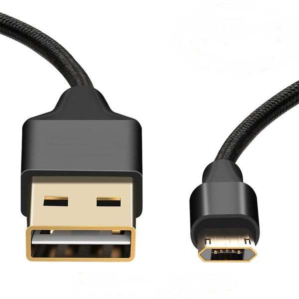 Reversible 3-Foot Micro USB Cable