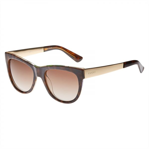 c7d9279a769 Gucci Cat s Eye Women s Sunglasses - GG 3739 S 2EZ HA -55 -19 -140mm ...