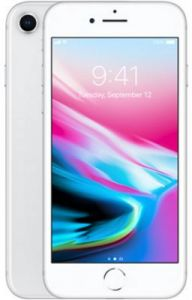 Apple iPhone 8 without FaceTime - 256GB, 4G LTE, Silver