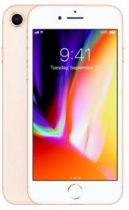 Apple iPhone 8 with FaceTime - 64GB, 4G LTE, Gold
