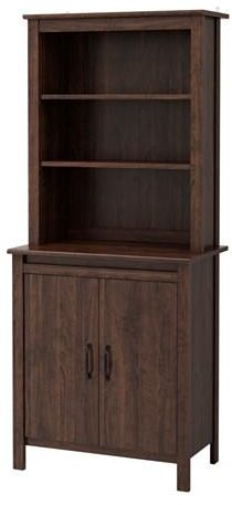 Brusali High Cabinet With Door Brown