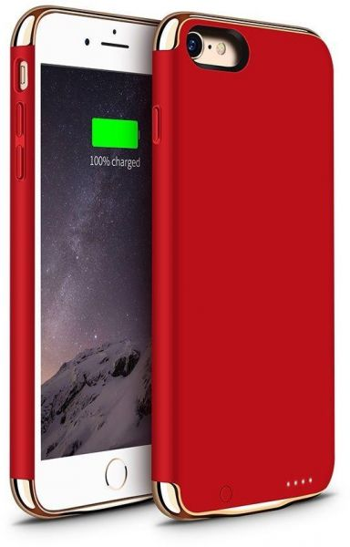 timeless design dc5bf c22f3 Joyroom Slim Battery Power Bank Charger Case - Charging Cover For ...
