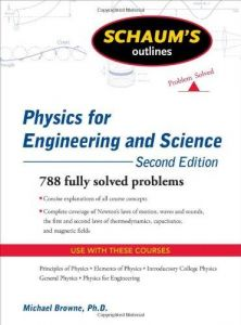 Schaum`s Outline of Physics for Engineering and Science