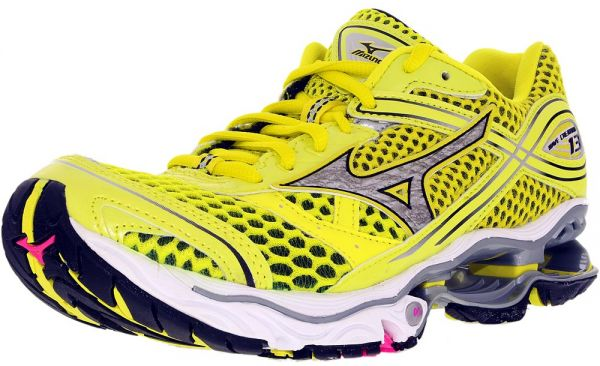 online store 92e60 31fe7 Buy Mizuno Wave Creation 13 Tennis Shoes for Women, Yellow in UAE
