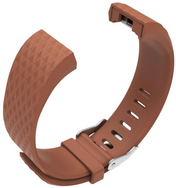 Fitbit charge2 Large Replacement Silicone Rubber Band Strap Wristband