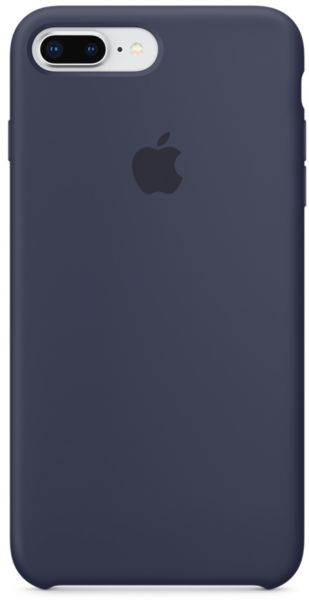 sports shoes 71097 ba0a2 Apple Iphone 8 Plus/ 7 Plus Silicone Case- Midnight Blue, Mqgy2Zm/A