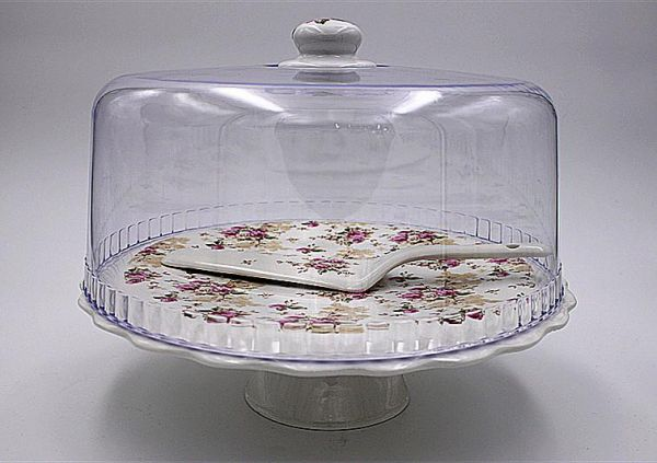 CAKE STAND WITH COVER & Souq | CAKE STAND WITH COVER | UAE