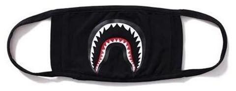 0b303bc57ee6 Camping First Aid Kits Bape Black Black Shark Face Mask Black WW2966. by  Other