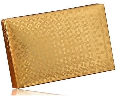 24k Gold Plated Waterproof Playing