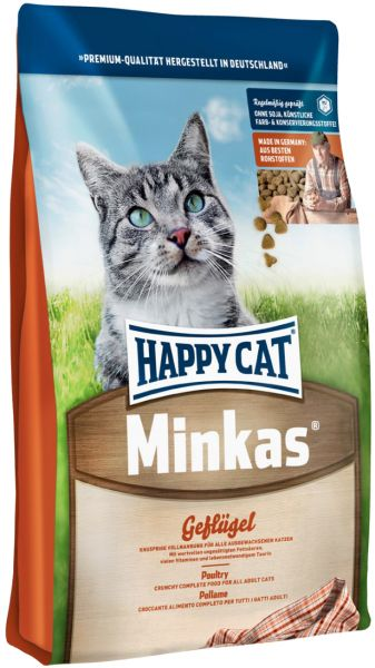 souq happy cat 10 kg minkas poultry cat food uae