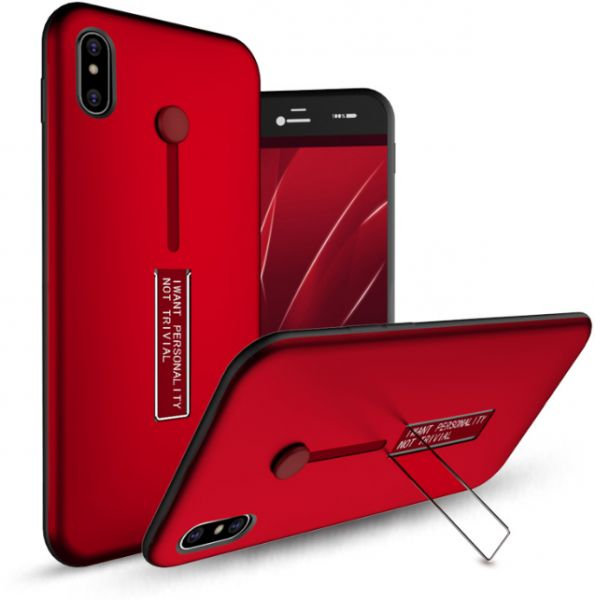 Cover Iphone X Multi Use Red Color Mobile Tablets Accessories