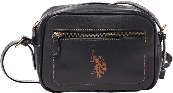 0c520cffbc56 U.S. Polo Assn. Crossbody Bag for Women - Black
