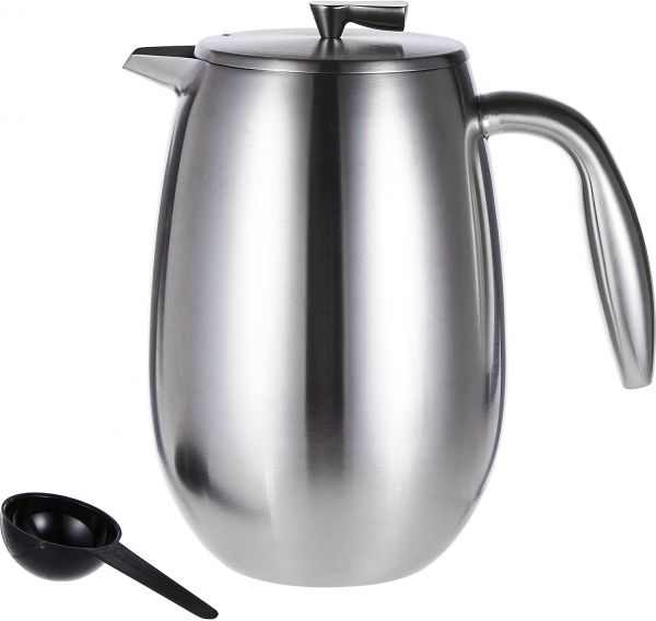 Bodum Columbia Double Wall Stainless Steel Coffee Maker 8 Cups Souq Uae