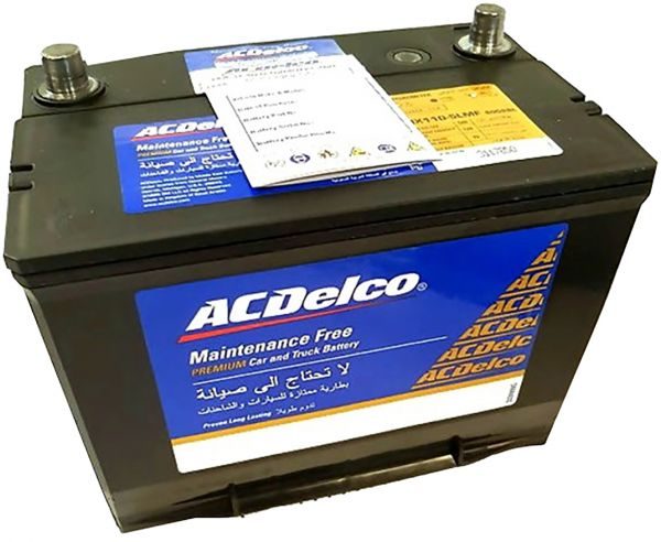 Acdelco Car Battery Nsx110 5lmf 80d26l Price In Uae Souq