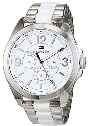 846ab9d0 Tommy Hilfiger Casual Watch For Men Analog Stainless Steel - 1781768 ...