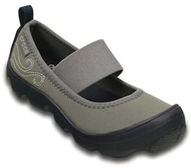 0f457c3dd861 Crocs Duet Busy Day Mary Jane Shoes for Girls