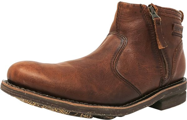 66f3f2cfc8 Cat Brown Heel boot For Men Price in Egypt | Souq | Boots | kanbkam