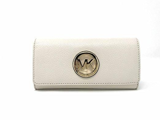 2e490080703e04 Michael Kors Women's Fulton Carryall Leather Wallet Price in UAE ...