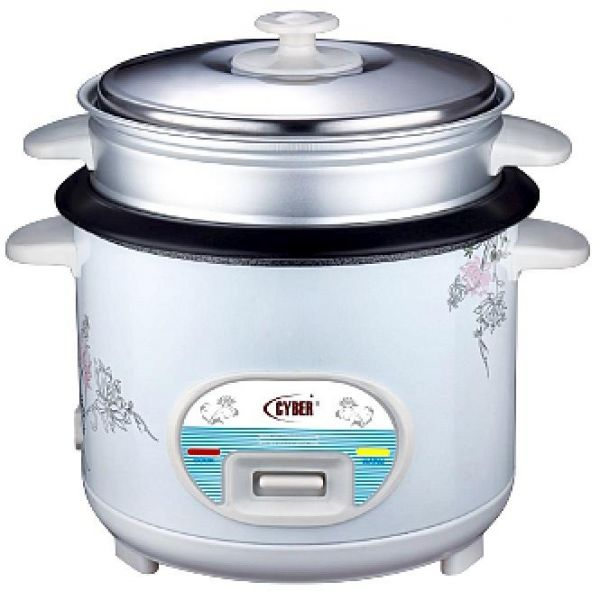 139210f8d6e Cyber 1.6 liter Multi-Functional Automatic Rice Cooker 500 watts ...