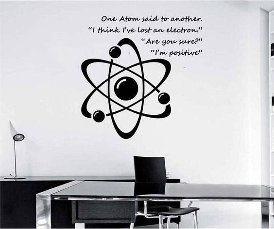 Funny Quotes For Office Wall Decals For Living Room Home Decor Waterproof Wall Stickers